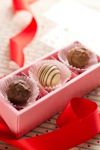 バレンタインチョコレートの写真素材 [FYI01956014]