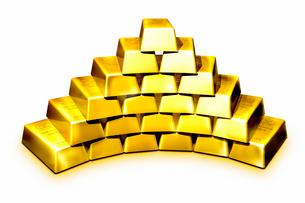 金塊の写真素材 [FYI01961084]