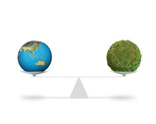 地球イメージの写真素材 [FYI01961817]
