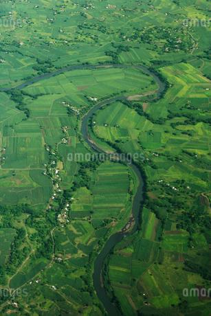 フィジー 空撮の写真素材 [FYI01961992]