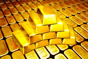 金塊の写真素材 [FYI01962576]