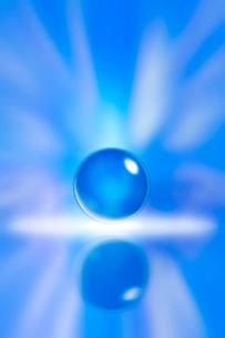 球体イメージ CGのイラスト素材 [FYI01963472]