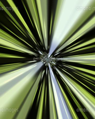 CG 放射状の光線イメージのイラスト素材 [FYI01964127]
