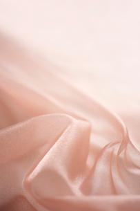 ピンク色の布の写真素材 [FYI01964991]