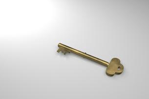 CG 鍵の写真素材 [FYI01965757]