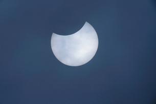 皆既日食の写真素材 [FYI01966467]