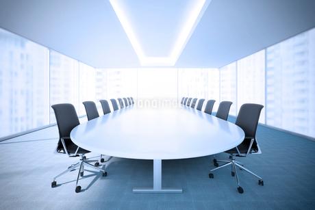 会議室イメージ CGの写真素材 [FYI01967995]