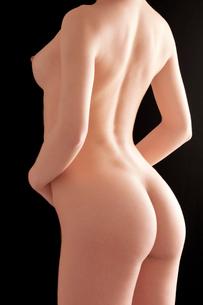日本人女性のヌードの写真素材 [FYI01968367]