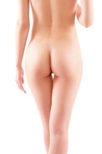ヌード女性のおしりの写真素材 [FYI01968379]
