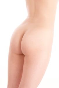 ヌード女性のおしりの写真素材 [FYI01968431]