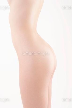 ヌード女性のおしりの写真素材 [FYI01968537]