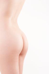 ヌード女性のおしりの写真素材 [FYI01969150]