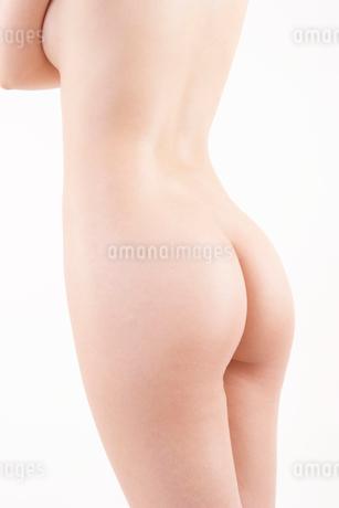 ヌード女性のおしりの写真素材 [FYI01970171]
