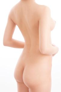 日本人女性のヌードの写真素材 [FYI01970751]