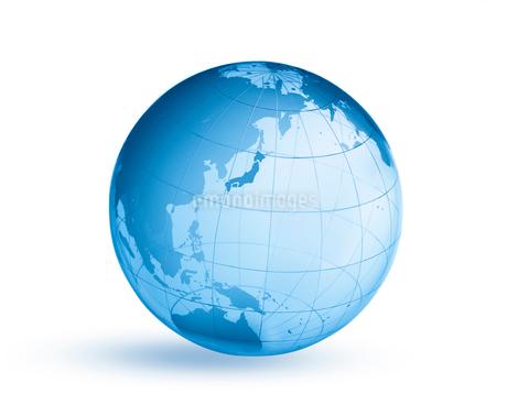 地球 CGの写真素材 [FYI01971199]
