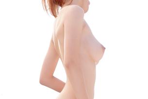 日本人女性のヌードの写真素材 [FYI01974120]