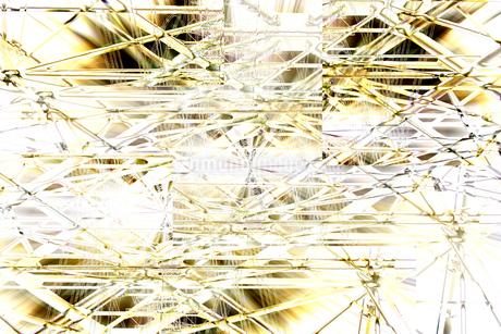 メタリックイメージ CGのイラスト素材 [FYI01975199]