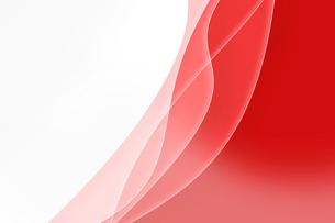 重なる曲線 CGのイラスト素材 [FYI01976135]