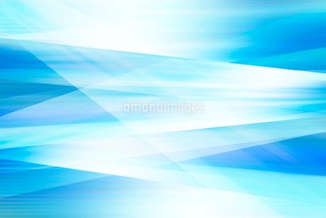 光と重なる青い線 CGの写真素材 [FYI01977110]