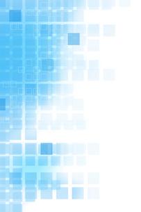 四角形と光イメージ CGのイラスト素材 [FYI01978459]