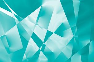 幾何学模様と光 CGのイラスト素材 [FYI01978959]