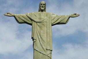 Statue of Christ the Redeemerの写真素材 [FYI01980687]