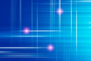 交差する線と光 CGのイラスト素材 [FYI01980898]