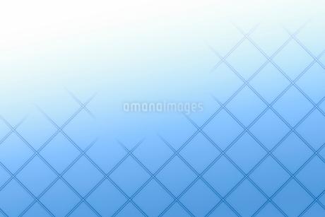 格子模様と光 CGのイラスト素材 [FYI01981298]