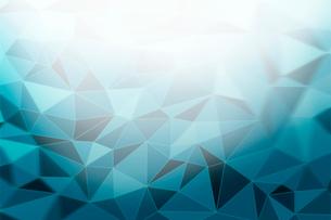 幾何学模様と光 CGのイラスト素材 [FYI01981894]