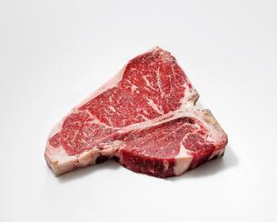 Frozen steakの写真素材 [FYI01986027]