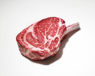Trimmed steakの写真素材 [FYI01986067]