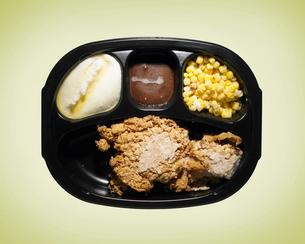 Frozen mealの写真素材 [FYI01986426]