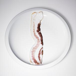 Raw baconの写真素材 [FYI01986738]