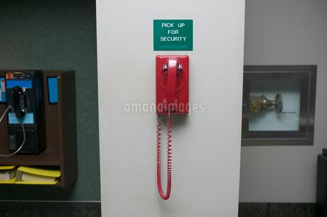 Security telephoneの写真素材 [FYI01987408]