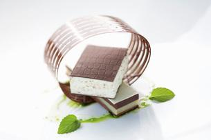Gourmet dessertの写真素材 [FYI01990432]