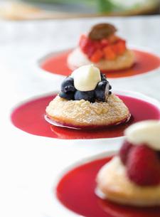 Gourmet dessertの写真素材 [FYI01991317]