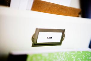 Organization for Billsの写真素材 [FYI01992199]