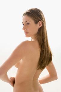 nude womanの写真素材 [FYI01993072]