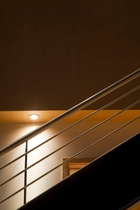 Modern staircaseの写真素材 [FYI01993237]