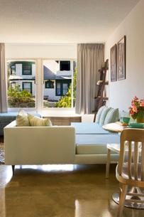 Contemporary Loft Style Apartmentの写真素材 [FYI01994603]