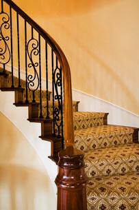 Winding Staircaseの写真素材 [FYI01995073]