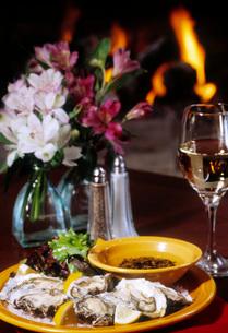 Gourmet dinnerの写真素材 [FYI01995306]