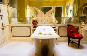 Unique Master Bathroomの写真素材 [FYI01995348]