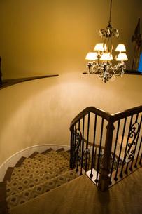 Winding Staircaseの写真素材 [FYI01995788]