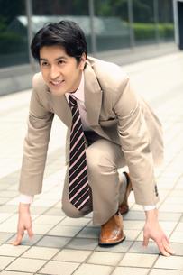 ビジネスマンの写真素材 [FYI01996320]