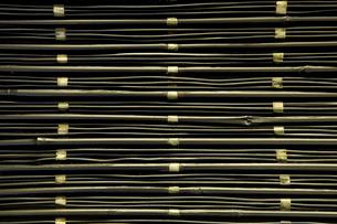 Bamboo blindsの写真素材 [FYI01996768]