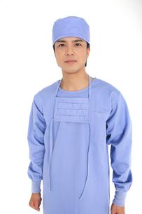 外科医イメージの写真素材 [FYI01997256]