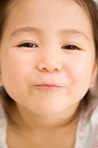 女の子のポートレートの写真素材 [FYI01999597]