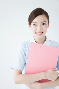 笑顔の看護師の写真素材 [FYI02005964]