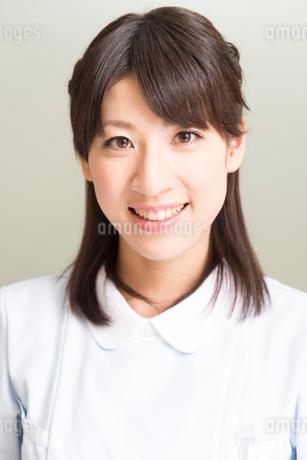 笑顔の歯科衛生士の写真素材 [FYI02006379]